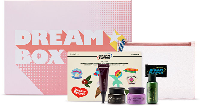 Skincard Dream Box