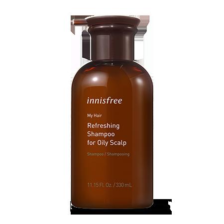 My Hair Refreshing Shampoo for Oily Scalp