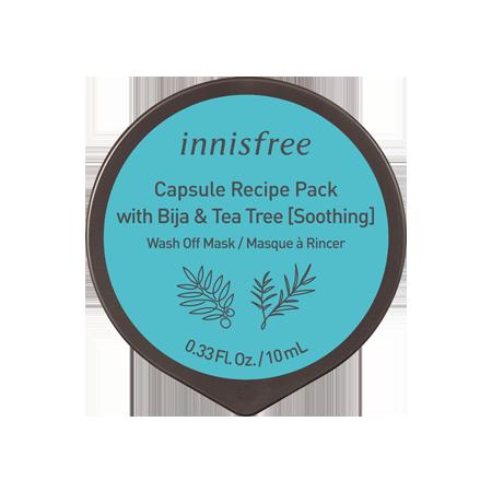 Bija & Tea Tree Capsule Recipe Pack