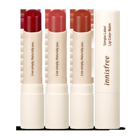 Simple Label Lip color balm