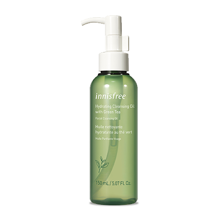 Hydrating Cleansing Oil with Green Tea
