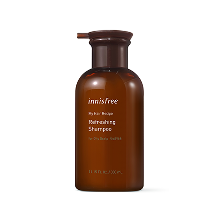 My Hair Recipe Refreshing Shampoo [for Oily Scalp]