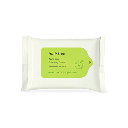 Apple Seed Cleansing Tissue