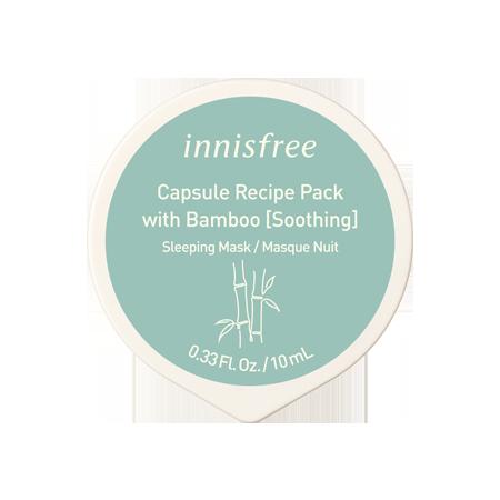 Bamboo Capsule Recipe Pack