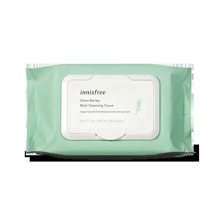 Green Barley Multi Cleansing Tissue