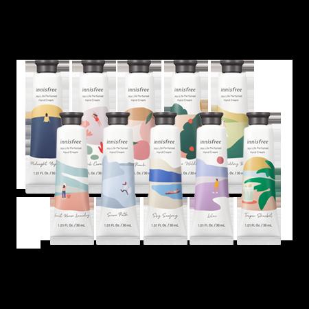 Jeju Life Perfumed Hand Cream