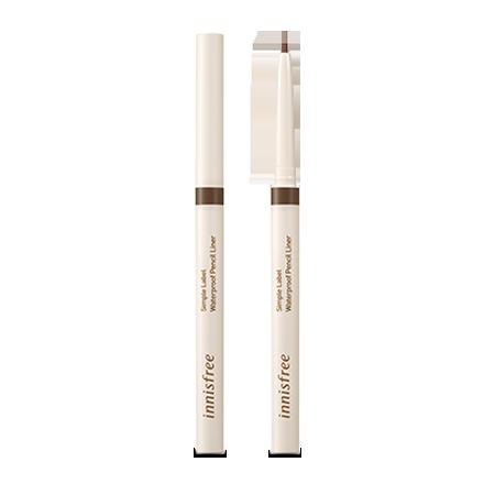 Simple Label Waterproof Pencil Liner