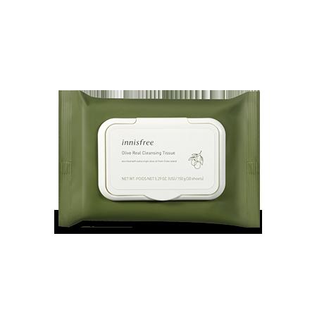 橄欖潔面濕紙巾