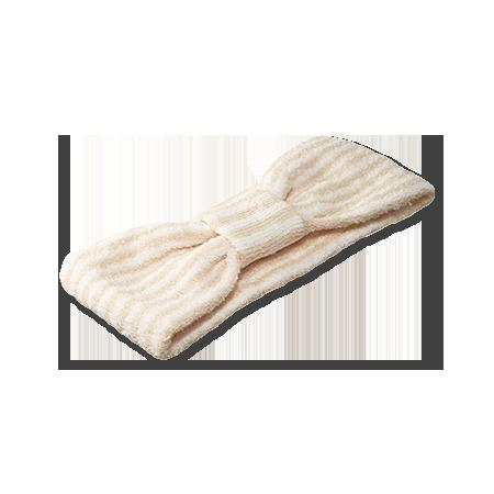 生機美容小工具 - 蝴蝶毛巾頭帶