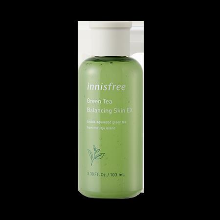 綠茶平衡爽膚水