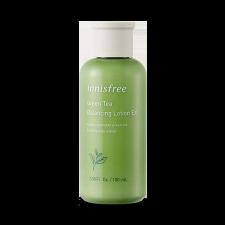綠茶平衡乳液