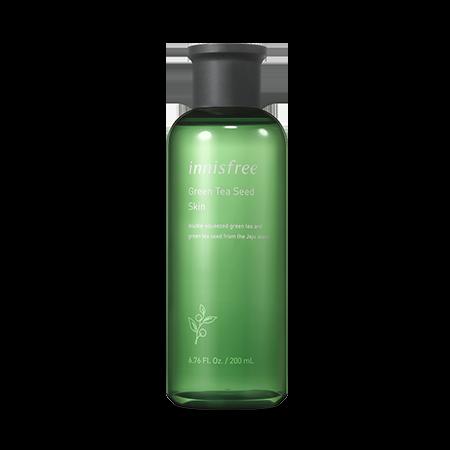 綠茶籽精萃柔膚水