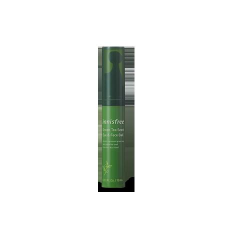 綠茶籽雙效活肌按摩筆