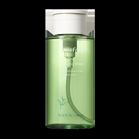 綠茶保濕卸妝潔膚水