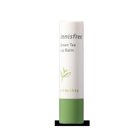 綠茶修護滋養潤唇膏