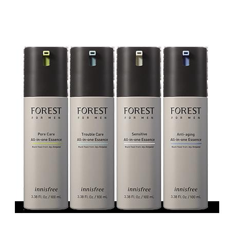 森林男士多效合一精華素