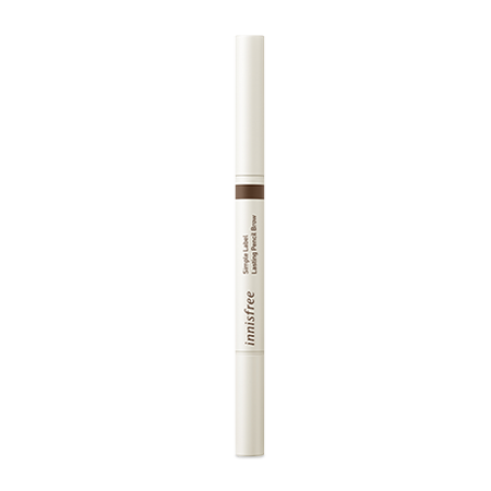 純素低敏叉裸妝系列 - 3D立體持妝眉筆
