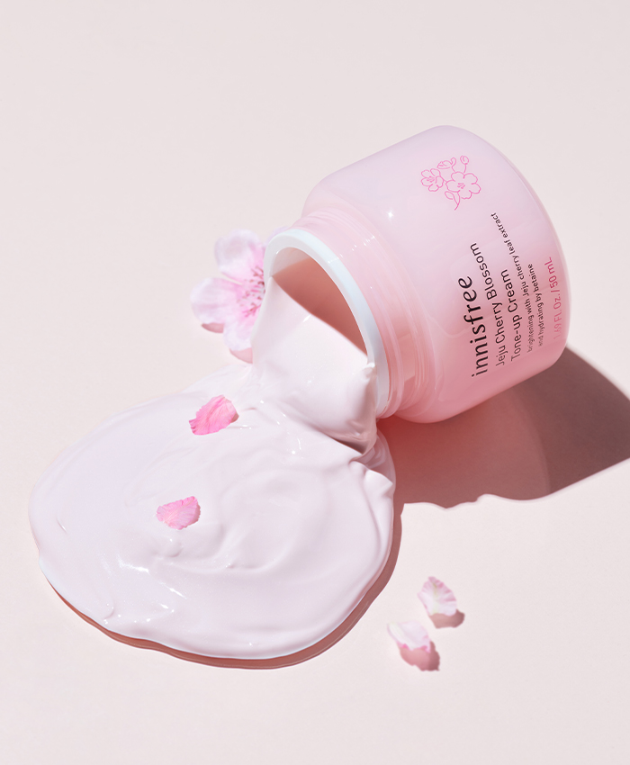 Jeju Cherry Blossom Tone-up Cream