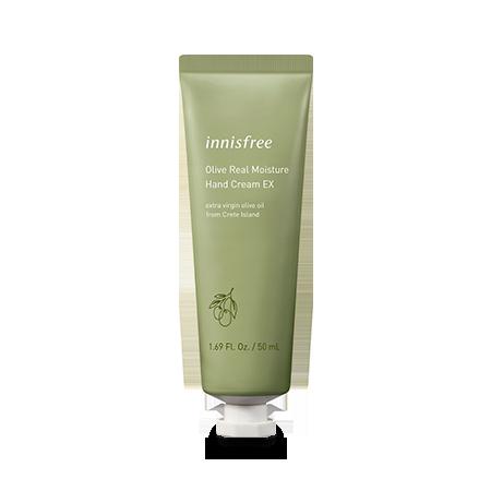 Olive Real Moisture Hand Cream EX