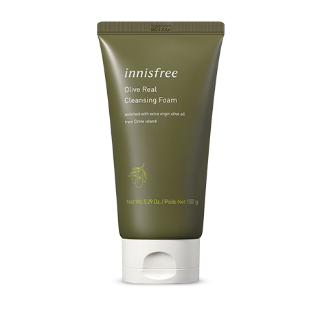 Olive Real Cleansing Foam