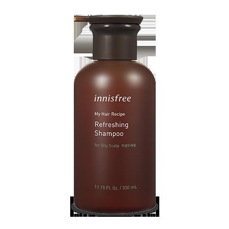 My Hair Recipe Refreshing Shampoo for Oily Scalp