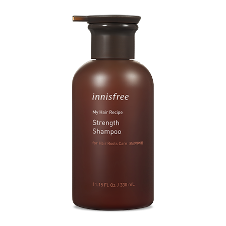 My Hair Recipe Strength Shampoo for Hair Roots Care