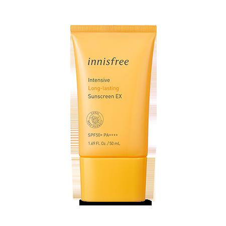 Intensive Long-lasting Sunscreen EX SPF50+ PA++++
