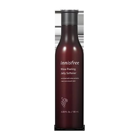 Wine Peeling Jelly Softener