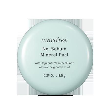 No-Sebum Mineral Pact