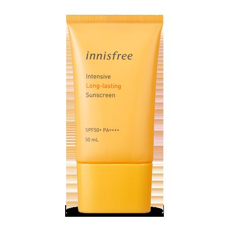 Intensive Long-lasting Sunscreen SPF50+ PA++++