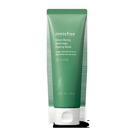 Green Barley Gommage Peeling Mask