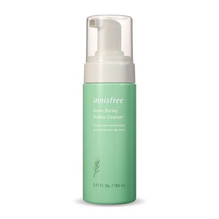 Green Barley Bubble Cleanser
