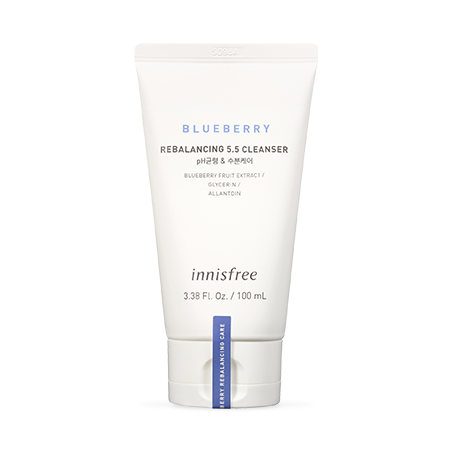 Blueberry Rebalancing 5.5 Cleanser [innisfree Online Mall Exclusive]