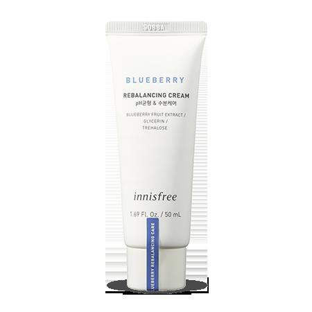 Blueberry Rebalancing Cream [innisfree Online Mall Exclusive]