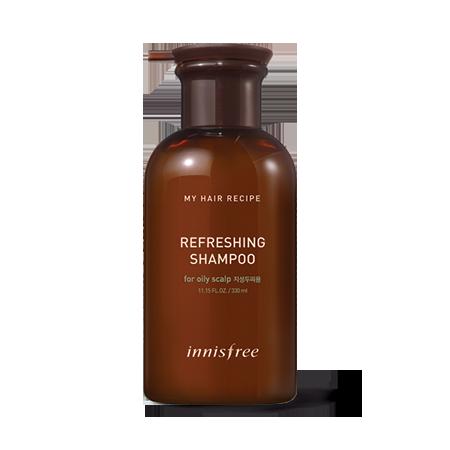 My hair refreshing shampoo
