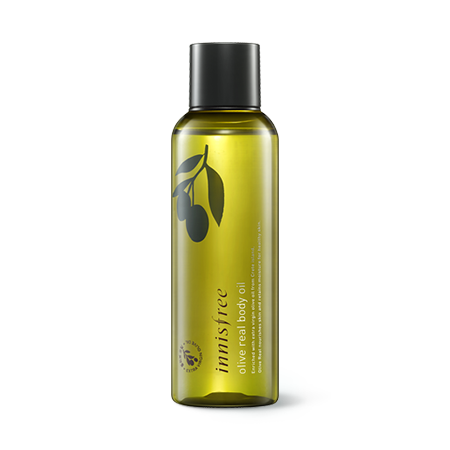 Olive real body oil