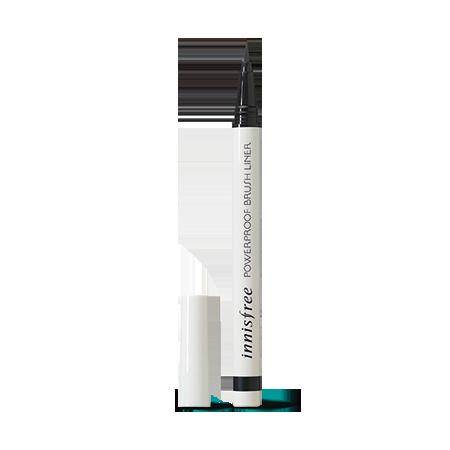 Powerproof brush liner