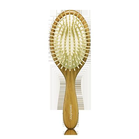 Beauty tool paddle hair brush