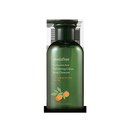 My Essential Body Refreshing Citrus Body Cleanser