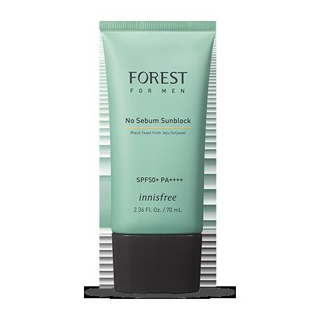 Forest for Men No-sebum Sunblock SPF50+ PA++++