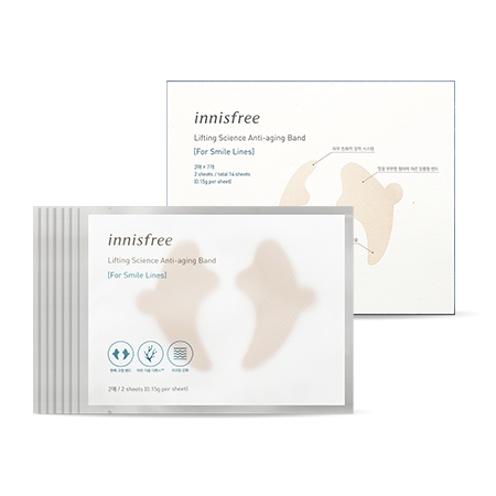 Lifting Science Anti-aging Band [For Smile Lines]