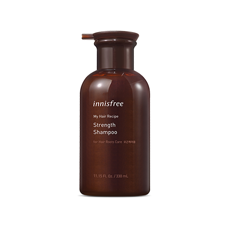 My Hair Recipe Strength Shampoo [for Hair Roots Care]