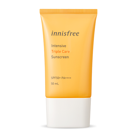 Intensive Triple Care Sunscreen SPF50+ PA++++