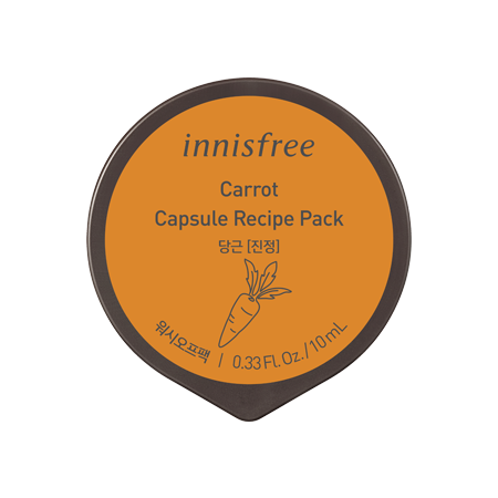 Carrot Capsule Recipe Pack