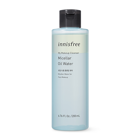 My Makeup Cleanser - Micellar Oil Water