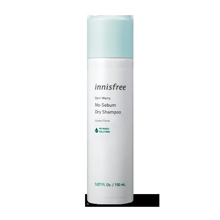 Don't Worry No-Sebum Dry Shampoo