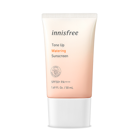 Tone Up Watering Sunscreen SPF50+ PA++++