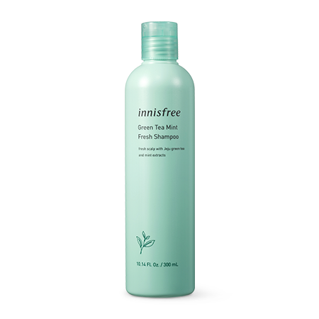 Green Tea Mint Fresh Shampoo