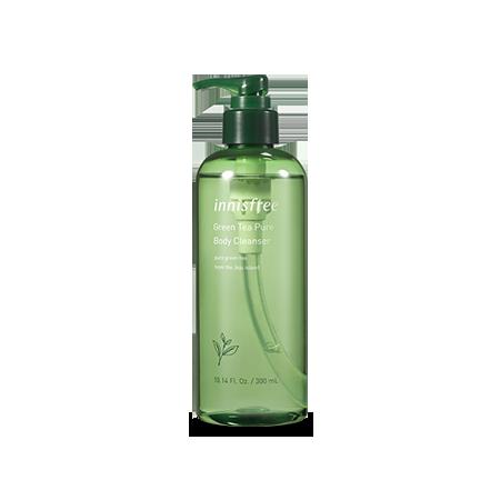Green Tea Pure Body Cleanser