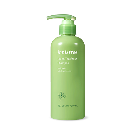 Green Tea Fresh Shampoo
